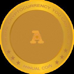 Annual Coin