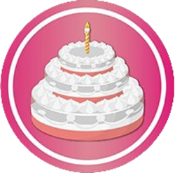 Happy Birthday Coin