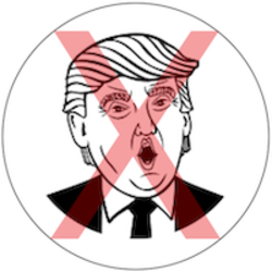 NO Trump Augur Prediction Token